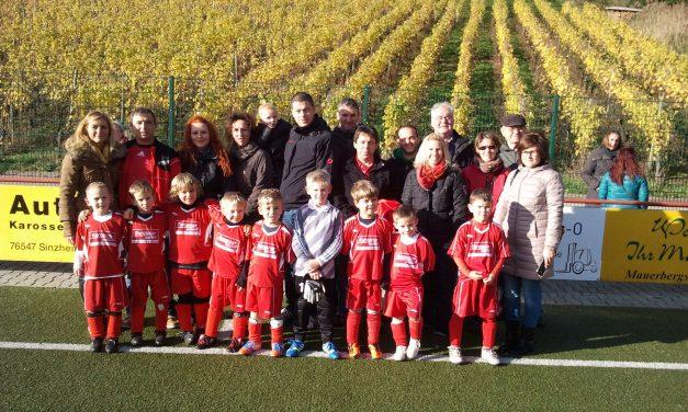 F-Junioren: Erfolgreicher Spieletag in Varnhalt