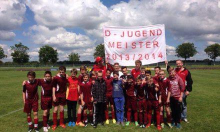 D-Junioren Meister