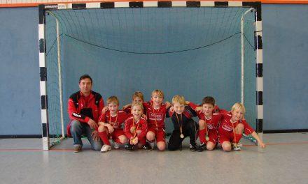 F-Jugend zeigte Spielfreude in Forbach