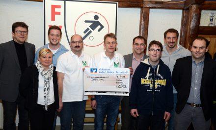 FV Hörden spendet für die Lebenshilfe