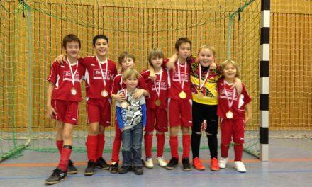 F-Jugend erfolgreich in Ottenau