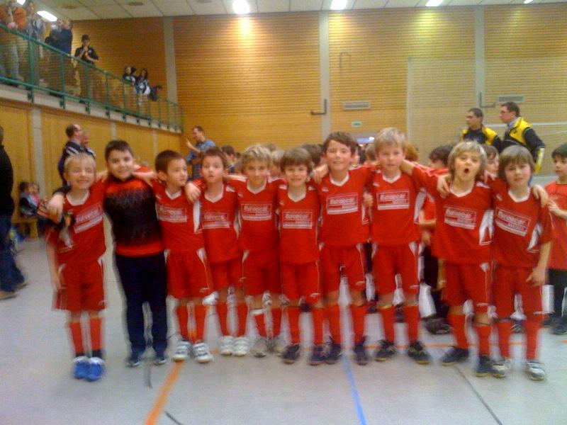 F-Junioren mit Budenzauber