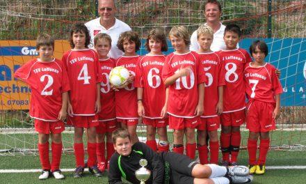 D-Junioren: SG Loffenau/Hörden gewinnt Turnier in Loffenau