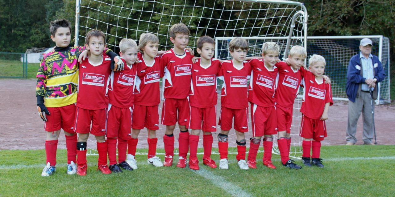 F-Junioren: Schöner Spieletag in Obertsrot