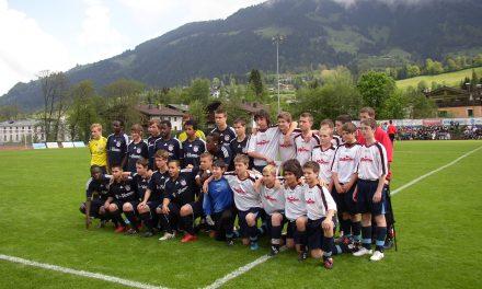 C-Junioren mit Erfolg bei Top-Jugendturnier in Kitzbühel