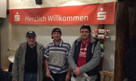 Siegfried Bonkosch gewinnt FVH-Skatturnier
