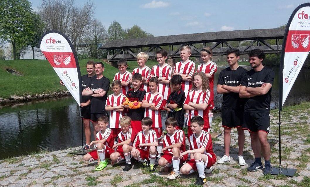 Cordial-Cup: SG Loffenau-Hörden gegen Ajax Amsterdam